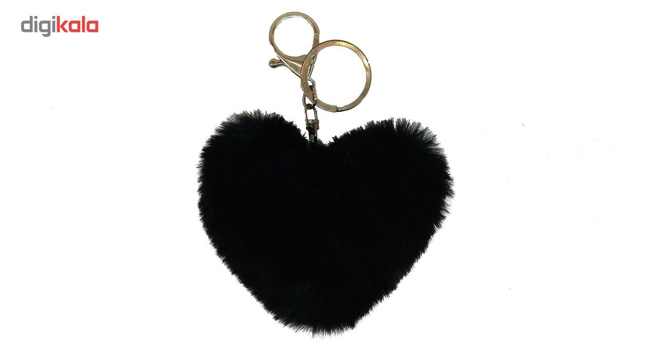 جاسوییچی شهر شیک مدل قلب  JK121 -  - 5