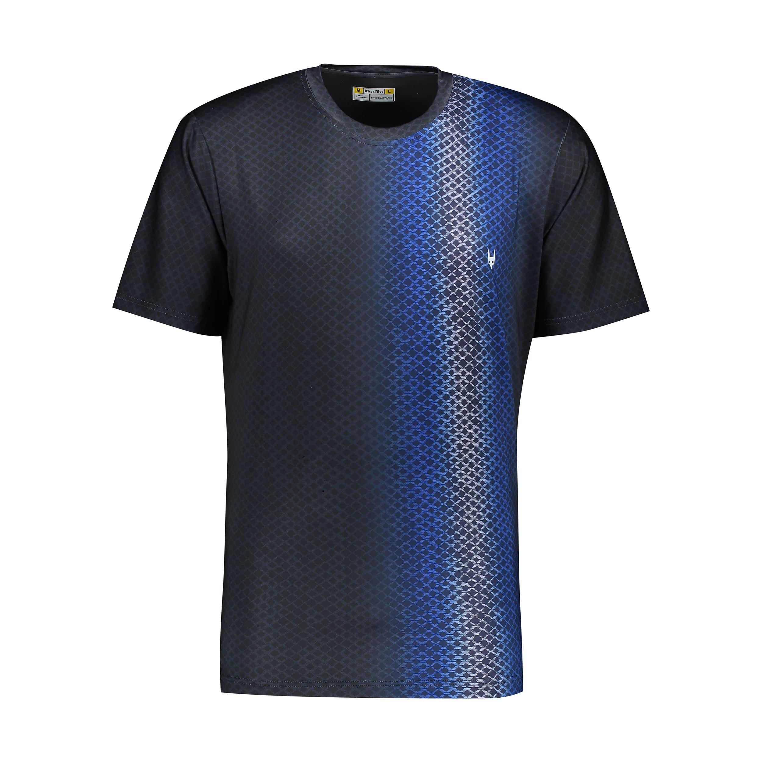 تی شرت ورزشی مردانه مل اند موژ مدل M06318-001