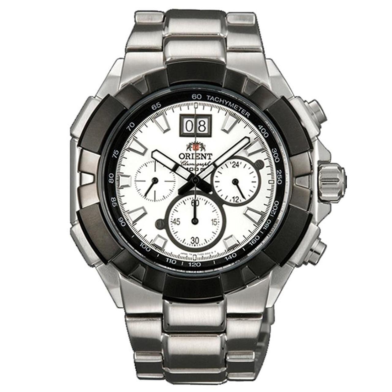 ساعت مچی عقربه ای مردانه  اورینت مدل STV00002W0