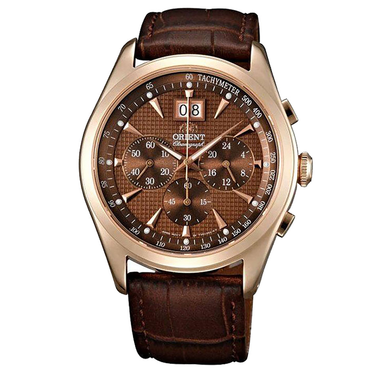 ساعت مچی عقربه ای مردانه  اورینت مدل STV01001T0