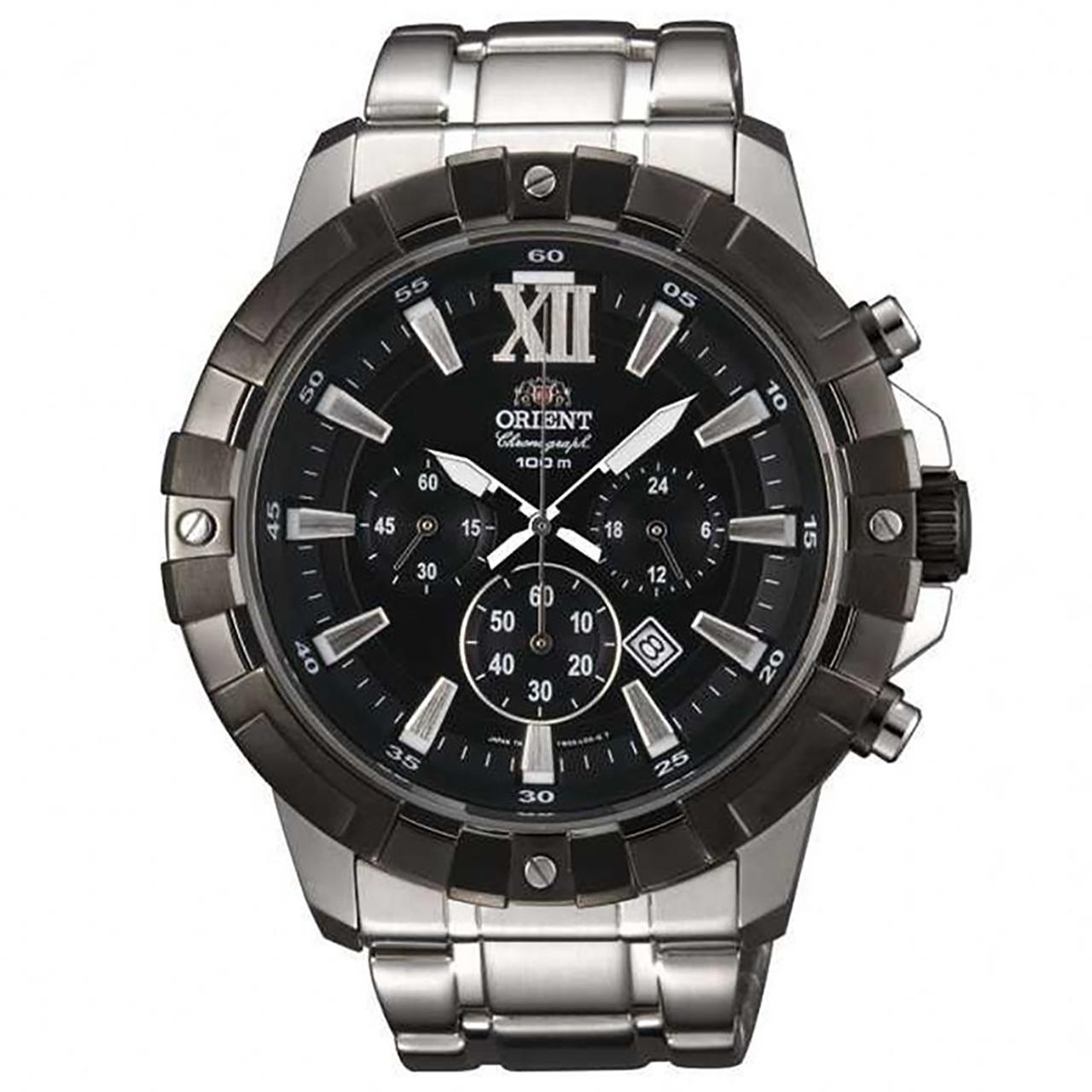 ساعت مچی عقربه ای مردانه  اورینت مدل STW03001B0