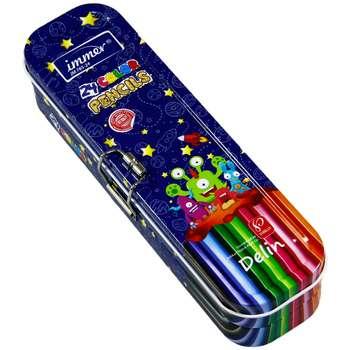 مداد رنگی 24 رنگ ایمر مدل JM 785-24 B