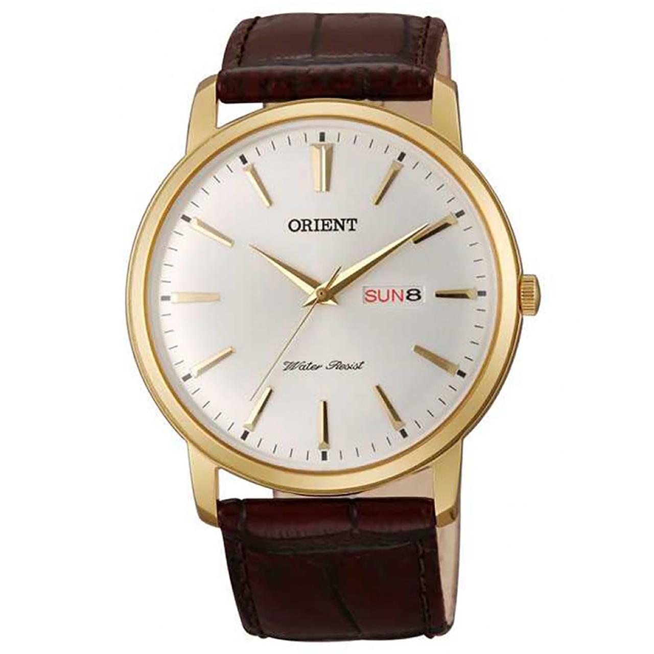 ساعت مچی عقربه ای مردانه  اورینت مدل SUG1R001W6