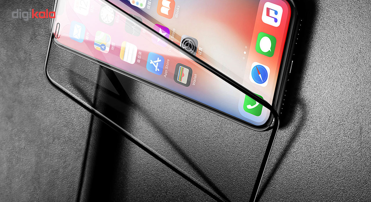محافظ صفحه نمایش گوشی اپل iPhone X - گلس آیفون ایکس