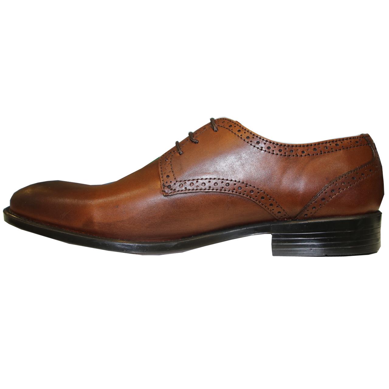 کفش مردانه پاتکان کد 1018