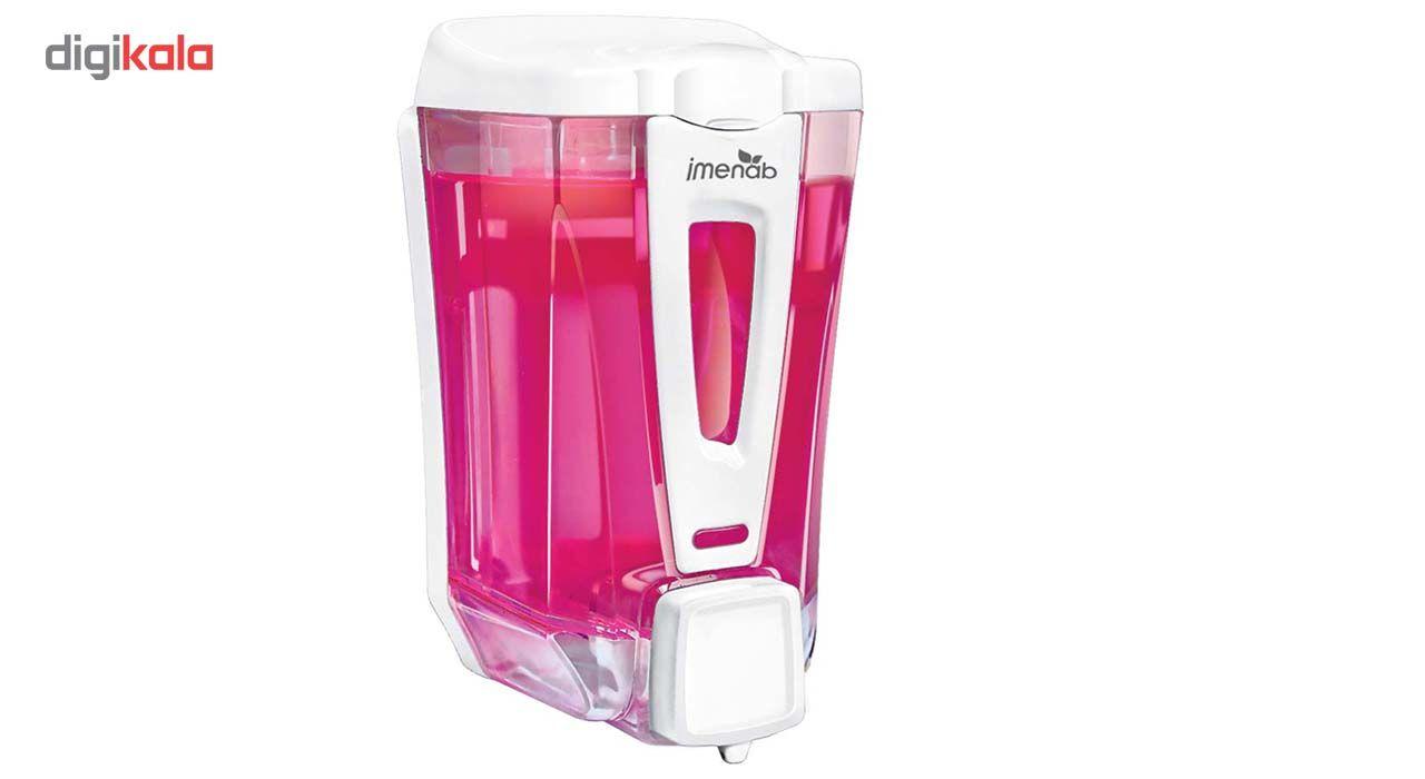 پمپ مایع دستشویی ایمن آب طرح تراست main 1 2