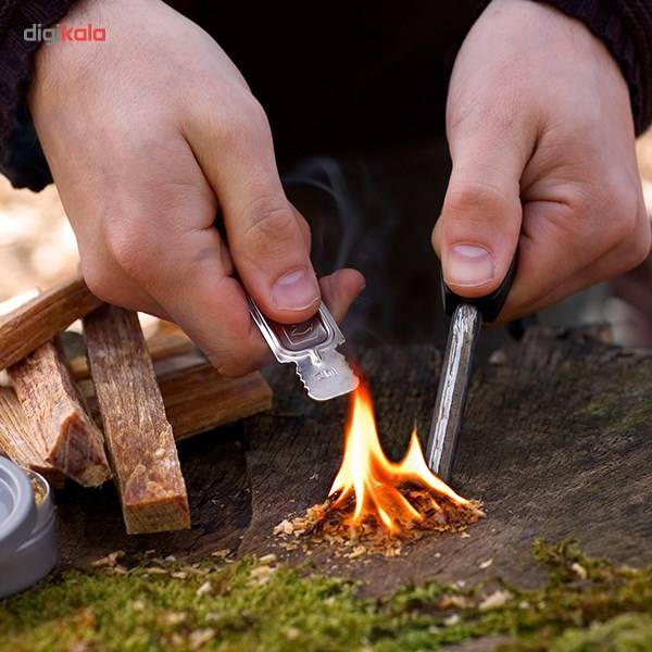 آتشزن فولادی لایت مای فایر مدل Swedish Fire Steel 2.0 Scout main 1 9