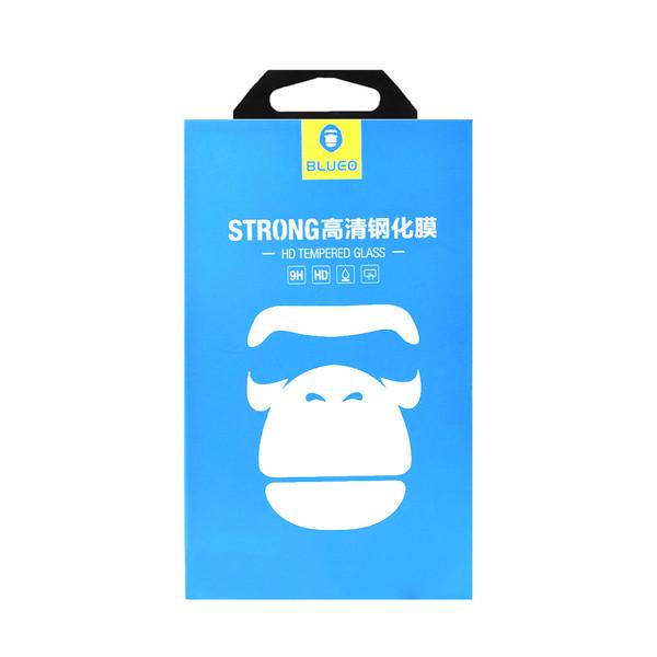 محافظ صفحه نمایش Full Cover شیشه ای بلو مدل STRONG مناسب برای اپل واچ 42mm