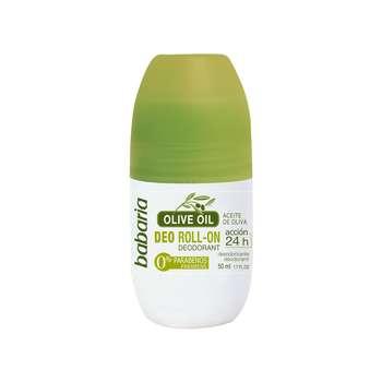 رول ضد تعریق باباریا مدل Olive Oil حجم 50 میلی لیتر