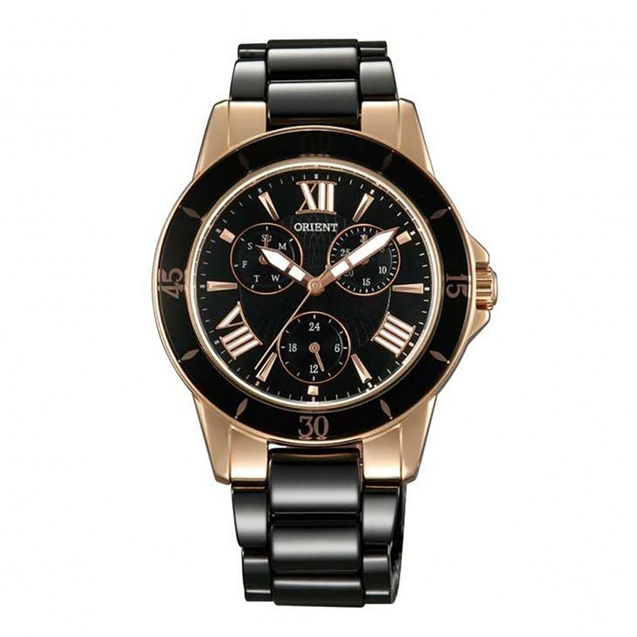 خرید ساعت مچی عقربه ای زنانه  اورینت مدل SUT0F002B0