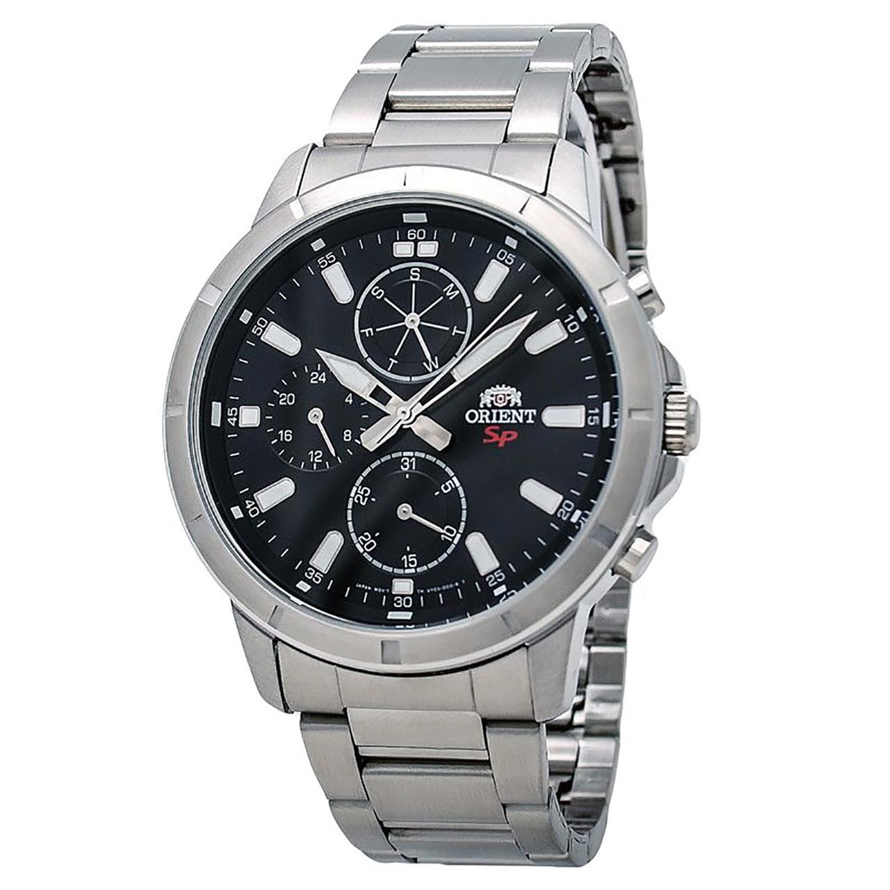 ساعت مچی عقربه ای مردانه  اورینت مدل SUY03001B0