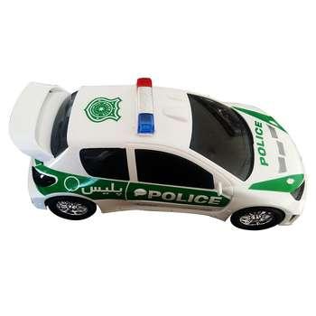 ماشین بازی  قدرتی مدل  پلیس پژو 206