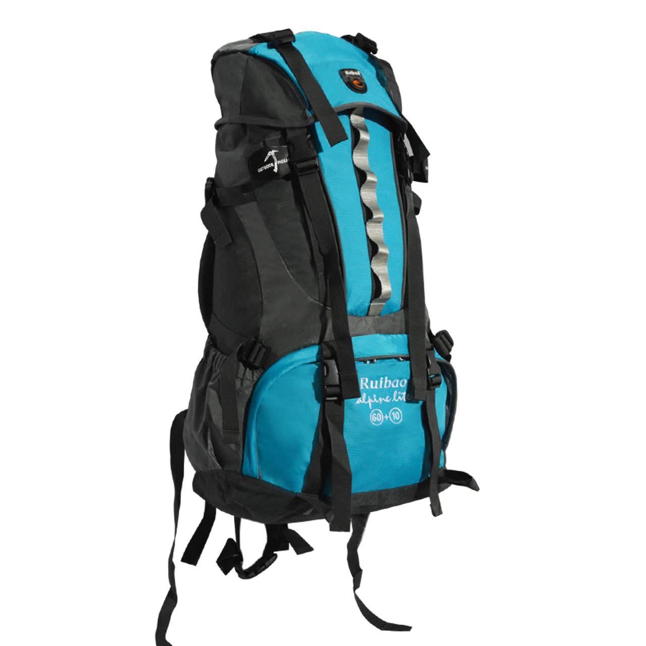 کوله پشتی کوهنوردی 70 لیتری مدل روباو کد01