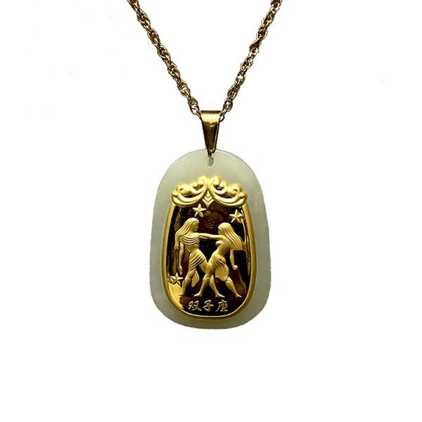 گردنبند طلا 24 عیار ماربلین خرداد کد GJ3MO