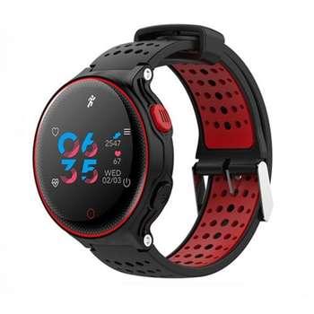 ساعت هوشمند میکروویر مدل X2 PLUS سنسور اکسیژن خون