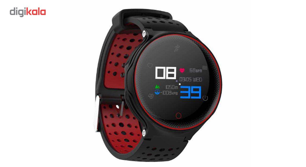ساعت هوشمند میکروویر مدل X2 PLUS سنسور اکسیژن خون main 1 1