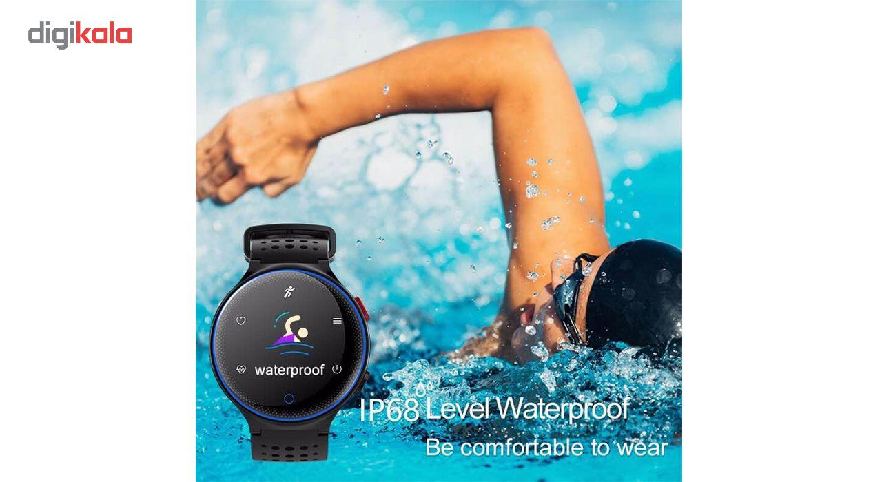 ساعت هوشمند میکروویر مدل X2 PLUS سنسور اکسیژن خون main 1 4