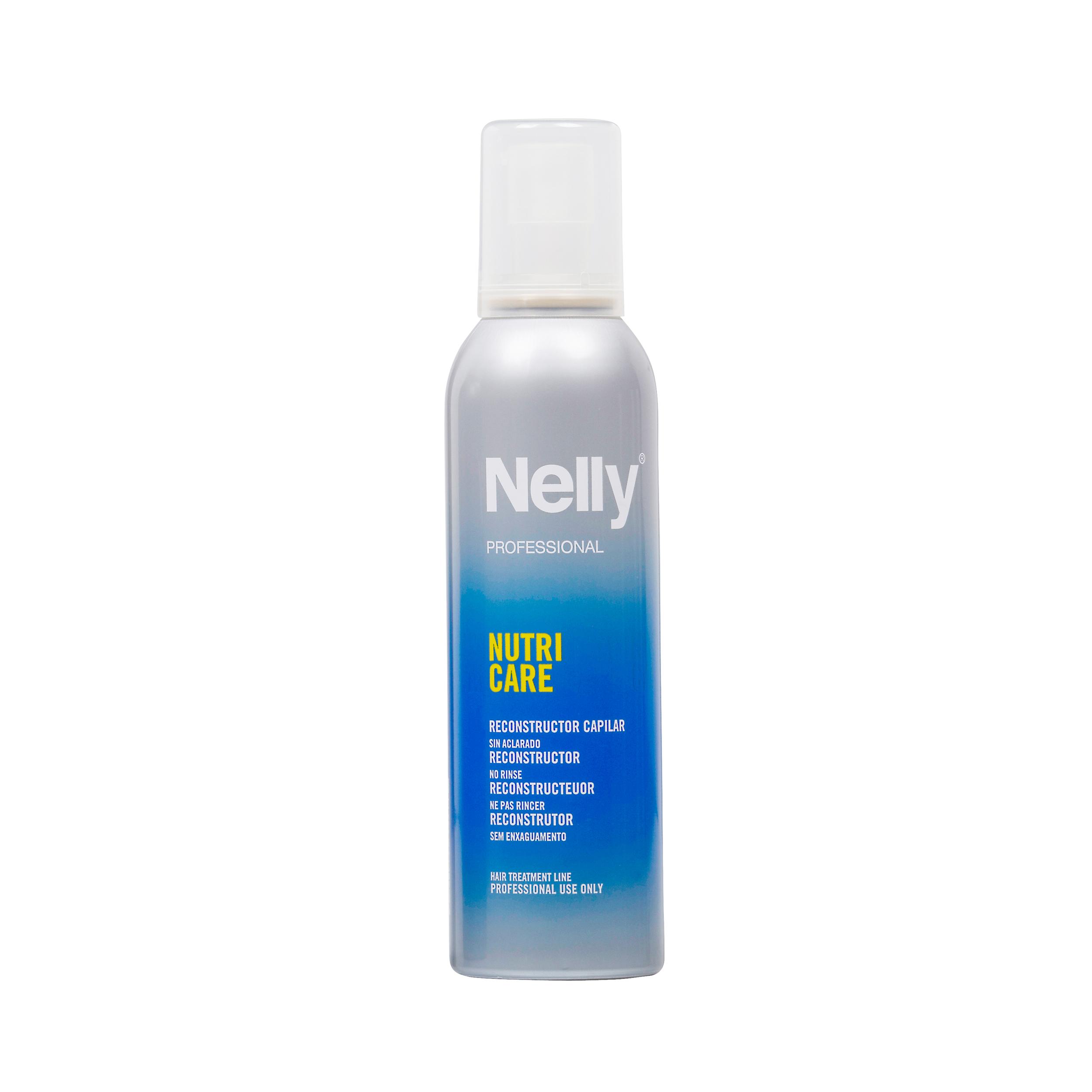 قیمت کرم احیا کننده و ترمیم کننده موی نلی مدل Nutri Care حجم 200 میلیلیتر