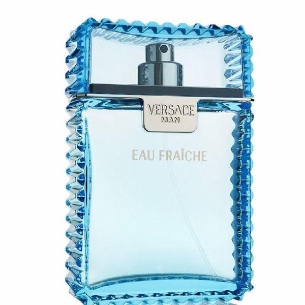 ادو تویلت مردانه ورساچه مدل Versace Man Eau Fraiche حجم 200 میلیلیتر