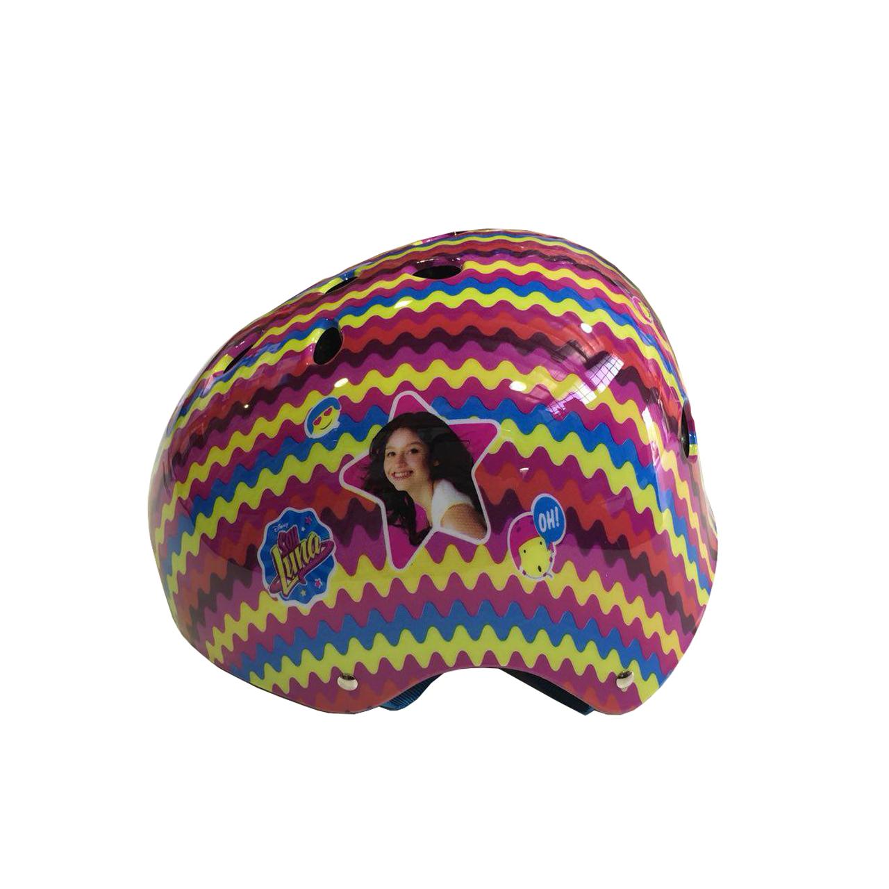 کلاه ایمنی بچه گانه مدل soyluna