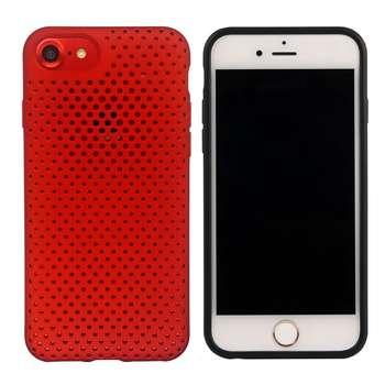 کاور سیلیکونی مدل Mesh Cover مناسب برای گوشی Apple iPhone 7/8