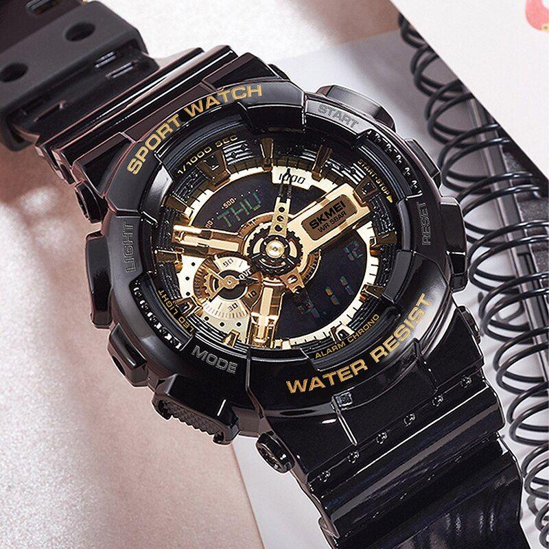 ساعت مچی دیجیتال اسکمی مدل 88-16 کد 01 -  - 18