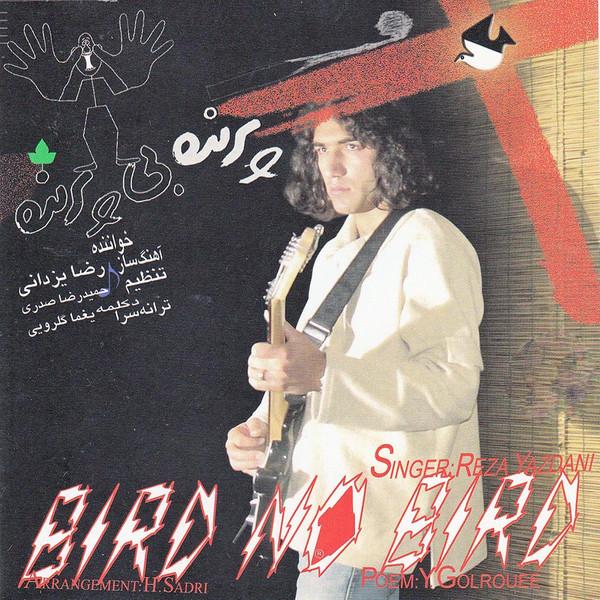 آلبوم موسیقی پرنده بی پرنده اثر رضا یزدانی نشر دارینوش
