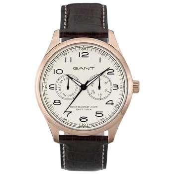 ساعت مچی عقربه ای مردانه گنت مدل GW71603