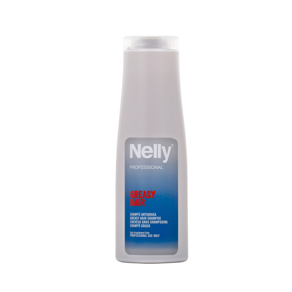 شامپو موهای چرب نلی مدل Greasy Hair حجم 400 گرم