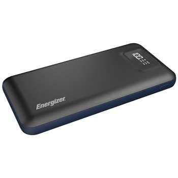 شارژر همراه انرجایزر مدل UE20018 ظرفیت 20000 میلی آمپرساعت | Energizer UE20018 20000mAh PowerBank