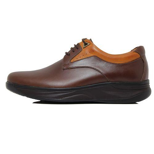 کفش مردانه چرم طبیعی ژست مدل 2064