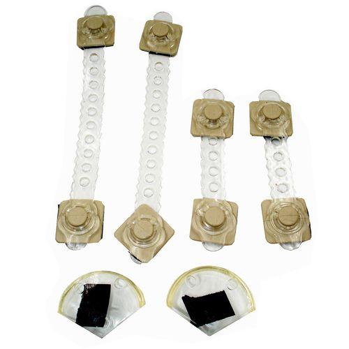 قفل کابینت دریم بیبی مدل EVIM بسته 4 عددی