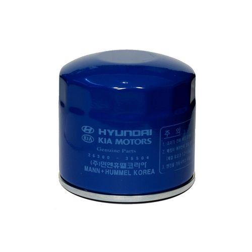فیلتر روغن مدل 35504 مناسب برای کیا سراتو ( وارداتی و مونتاژ ) و هیوندای النترا