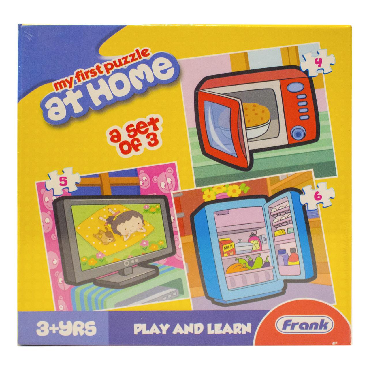 بازی آموزشی و پازل فرانک کد 10206