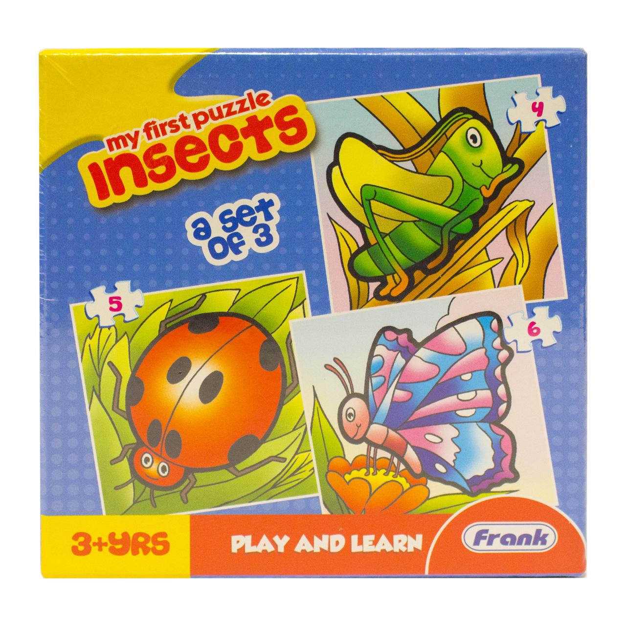 بازی آموزشی و پازل فرانک کد 10210