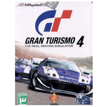 بازی Gran Turismo 4 مخصوص پلی استیشن 2