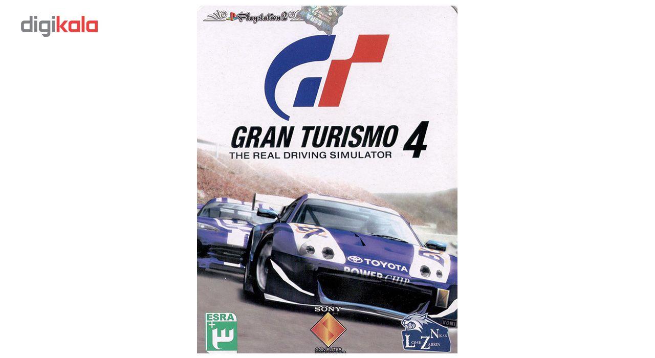 بازی Gran Turismo 4 مخصوص پلی استیشن 2 main 1 1