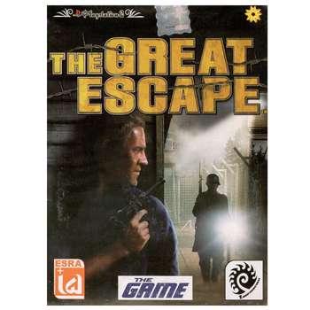 بازی The Great Escape مخصوص پلی استیشن 2