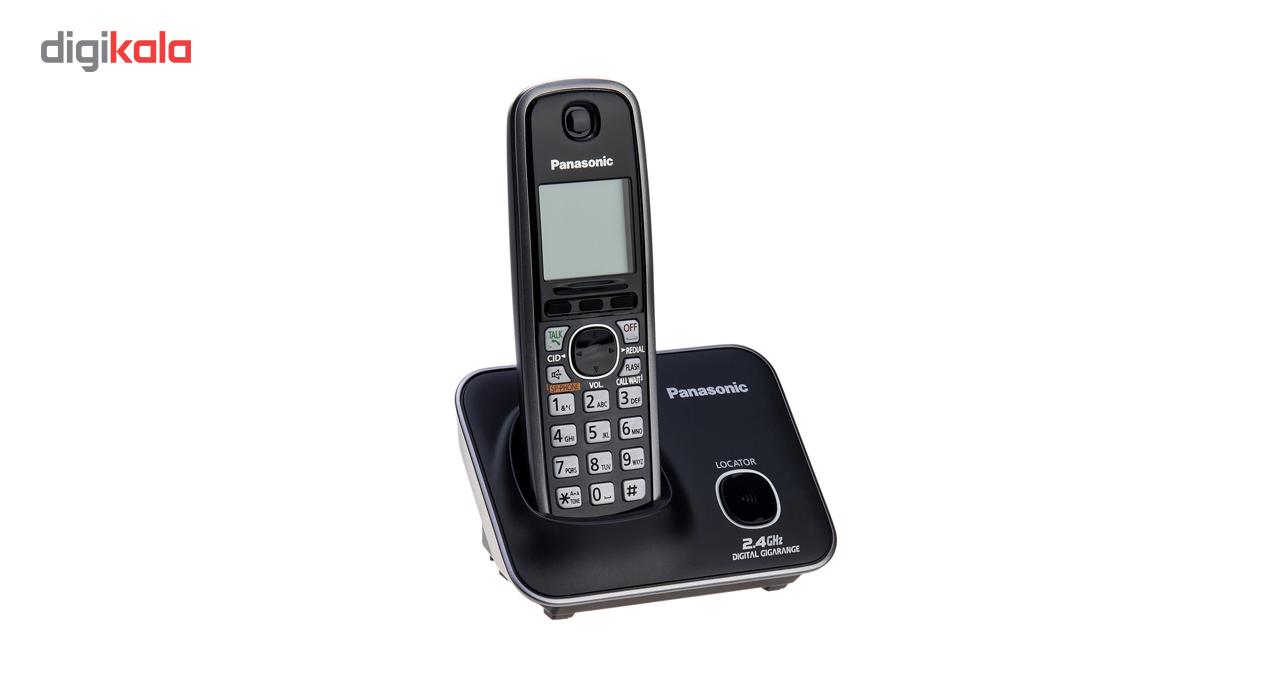قیمت                      تلفن بی سیم پاناسونیک مدل KX-TG3711