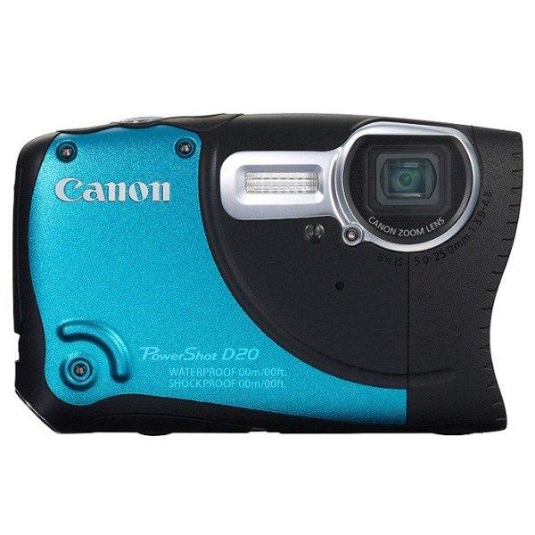 دوربین دیجیتال کانن پاورشات دی 20