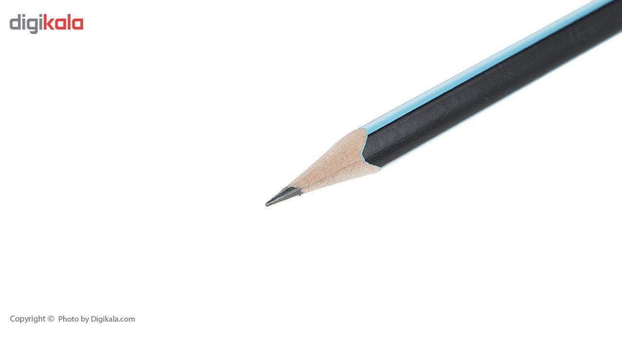 مداد مشکی استدلر مدل Noris بسته 12 عددی main 1 3