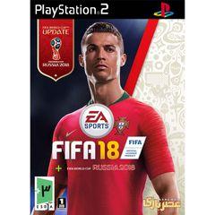 بازی FIFA 18 جام جهانی روسیه مخصوص PS2