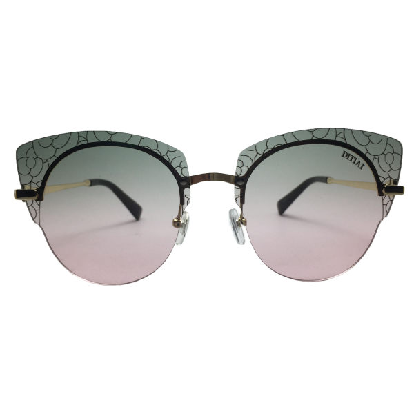 عینک آفتابی زنانه دیتیای مدل 3tone9230