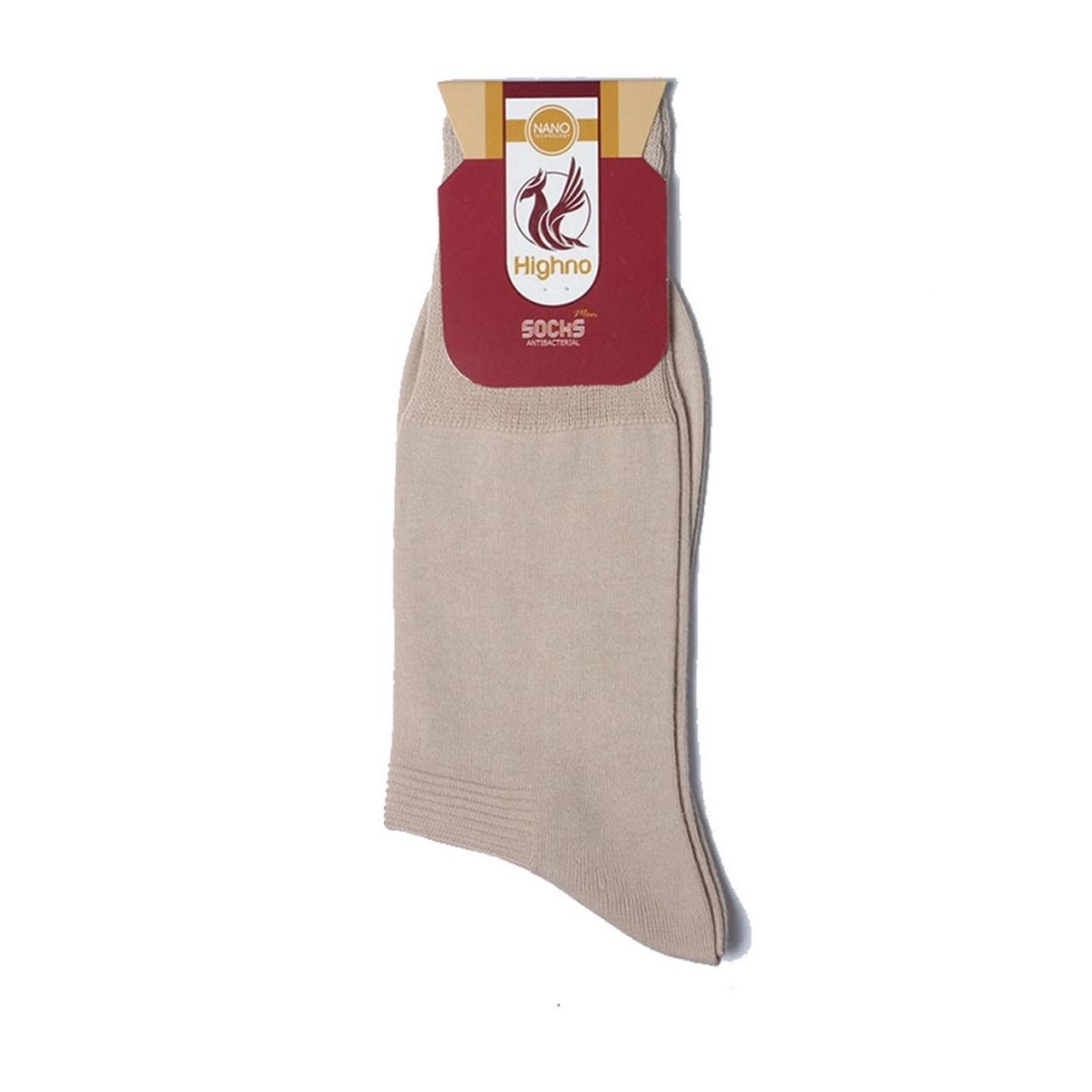 جوراب مردانه هاینو مدل 05-1070
