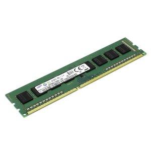 رم کامپیوتر سامسونگ مدل DDR3 1600MHz 240Pin DIMM  12800 ظرفیت 4 گیگابایت