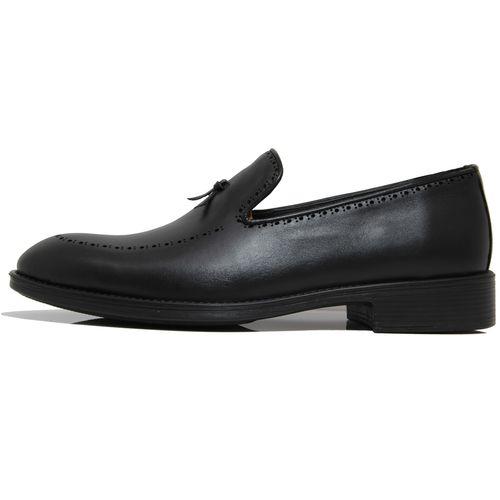کفش مردانه چرم طبیعی ژست مدل 3091