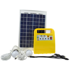 سیستم خورشیدی مدل SG1210W