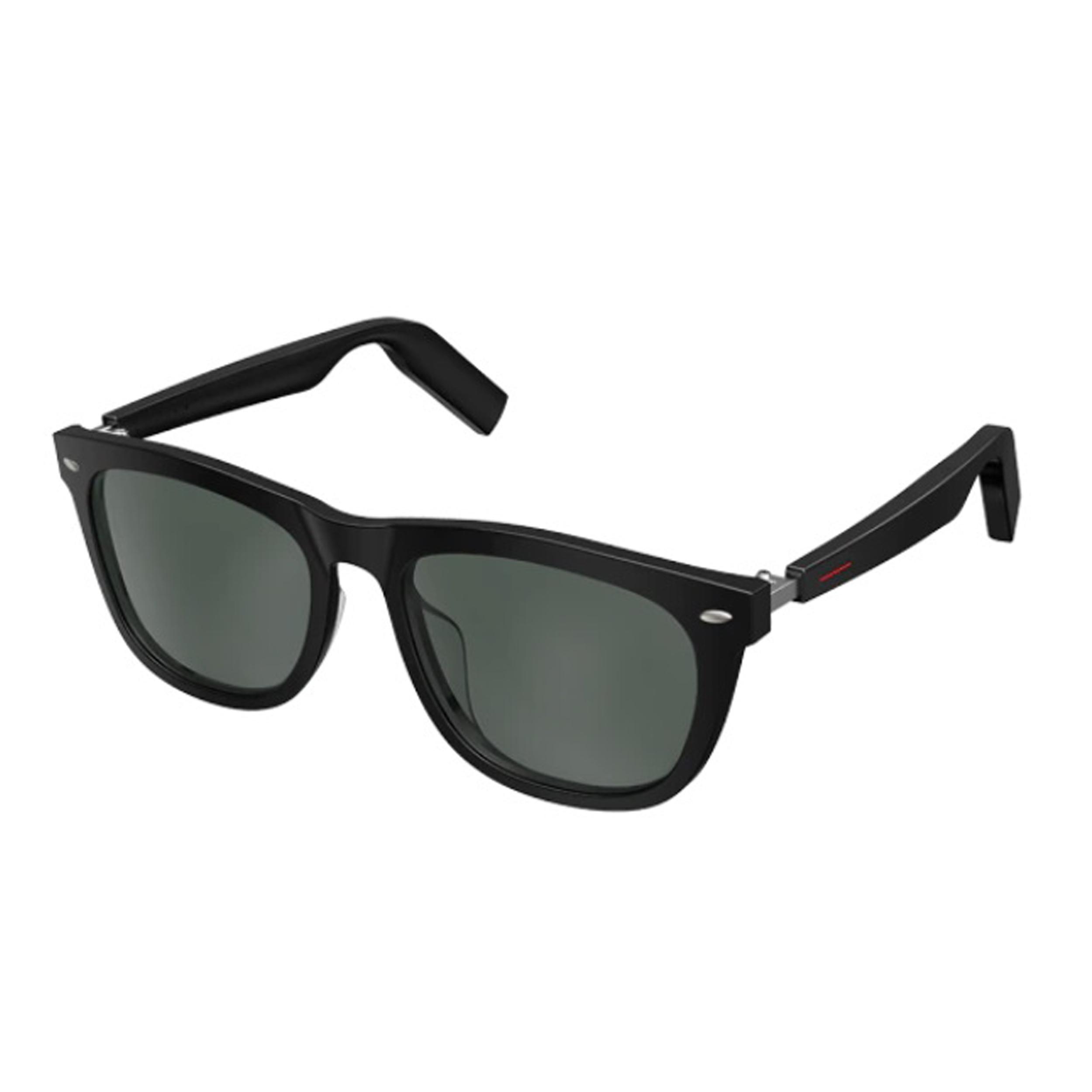 بررسی و {خرید با تخفیف}                                     هدست بلوتوثی مدل عینک هوشمند E9-s                             اصل