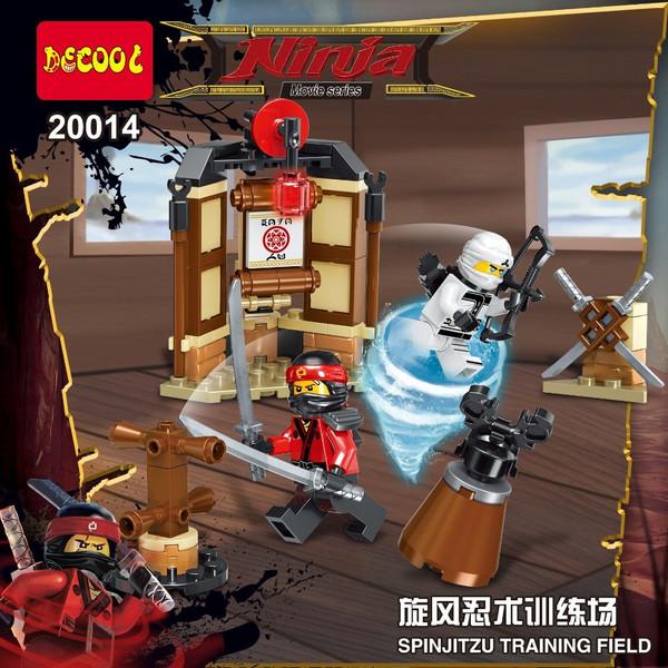 ساختنی دکول مدل Ninja 20014