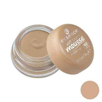 موس اسنس مدل Mousse Makeup 02